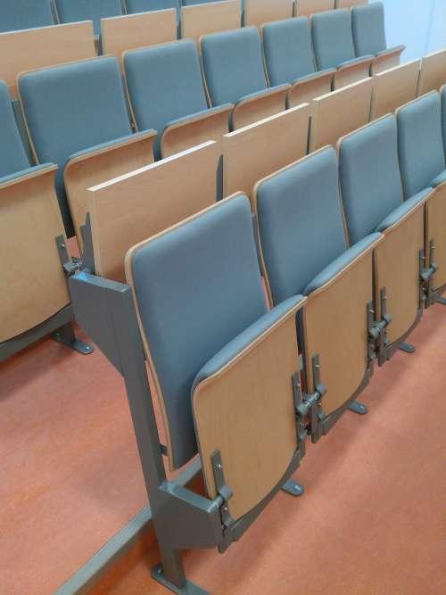 Chaises pour auditoriums - Chaises d'auditoire