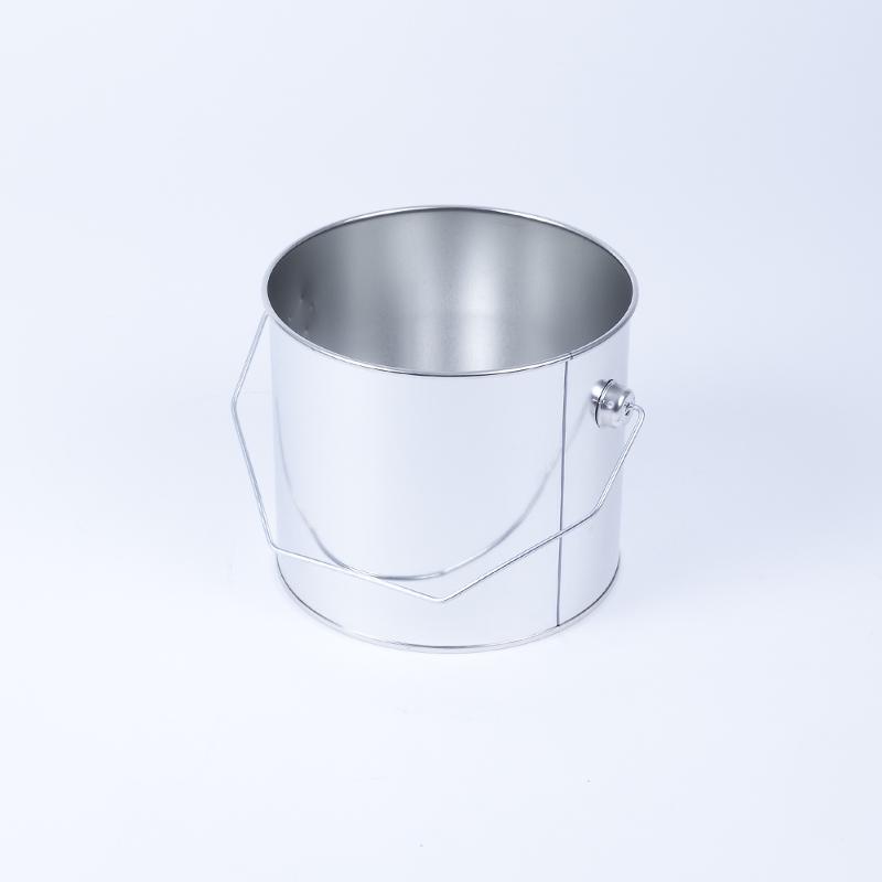 Eindrückdeckeleimer 2.5 Liter, mit Außenrollung - Artikelnummer 450000179800