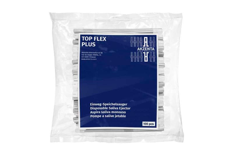 Top Flex Saliva Ejectors - 125mm - Saliva Ejectors
