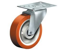 SWIVEL CASTOR - Stainless Steel Castors