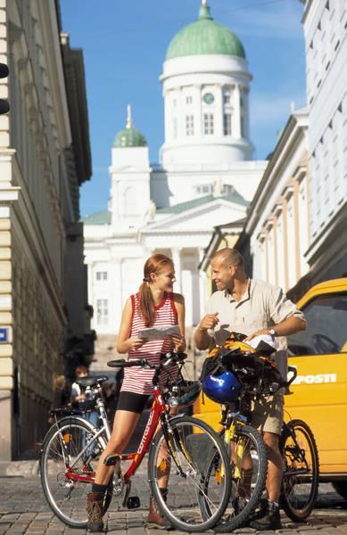 Helsinki en vélo - visite guidée en francais