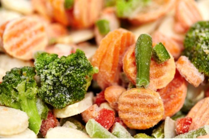 Frozen Vegetables - IQF