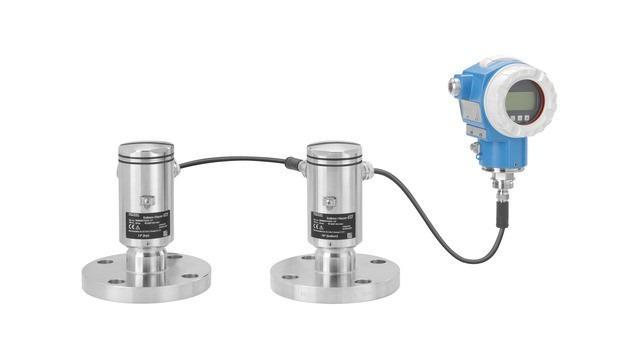 Elektronisches Differenzdrucksystem Deltabar FMD71 -