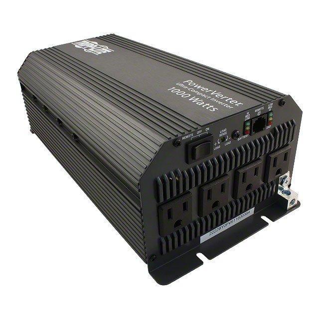 INVERTER 1000W 12VDC 4 OUTLET - Tripp Lite PV1000HF