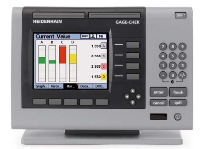 ND 2100 G 信号处理装置 - ND 2100 G 多点检测设备的信号处理装置 海德汉