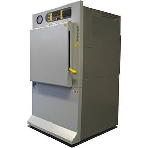 Front Loading Autoclaves - Front Loading 100L Steam Heated