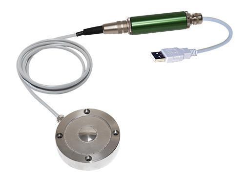Mobiles Präzisions-USB-Sensor-Interface72-9206-REF - Convertitore di segnale cella di carico USB - 72-9206-REF