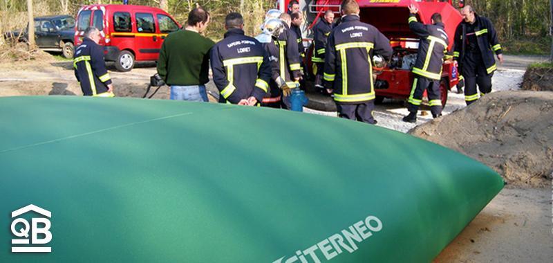 Réservoirs et réserves incendie -