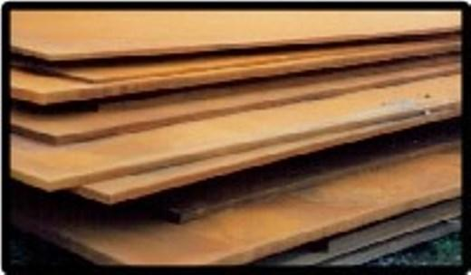 Weather Resistant Structural Steel - Weather Resistant Structural Steel Plates & Sheets