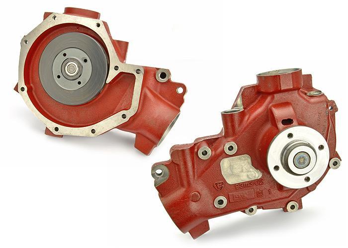 Pompes à eau adaptables pour poids lourds - pour DAF LF, CF et XF