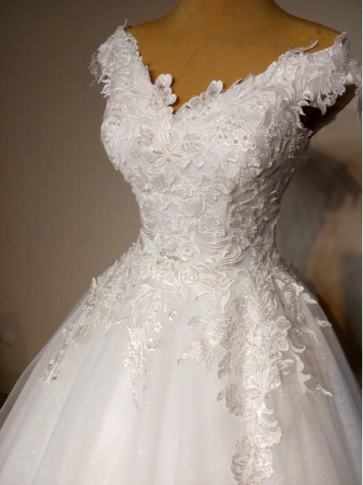 Wedding dress  - Wedding dress style bohème