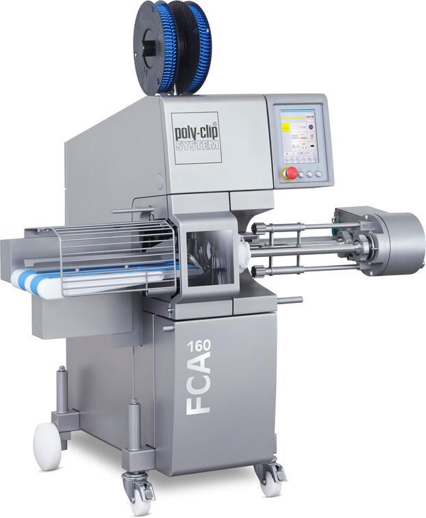 FCA 160 - Automatischer Doppelclipper (Clipmaschine)