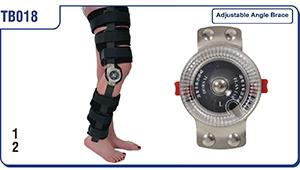 Adjustable Angle Brace - TB018
