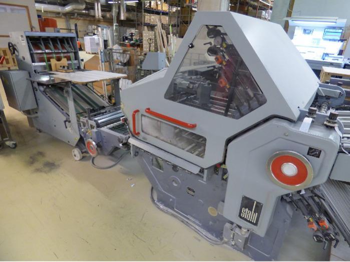 Stahl KD 78/6 KZ - P - Used Machine