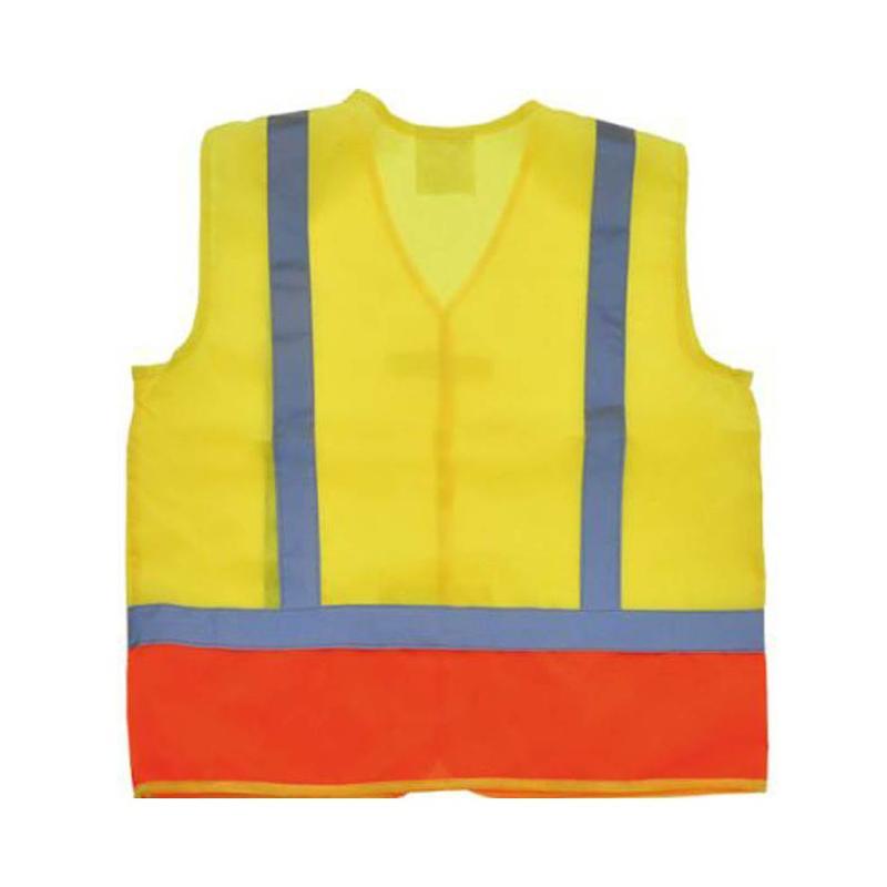Gilet de sécurité enfant jaune/orange - Vestes