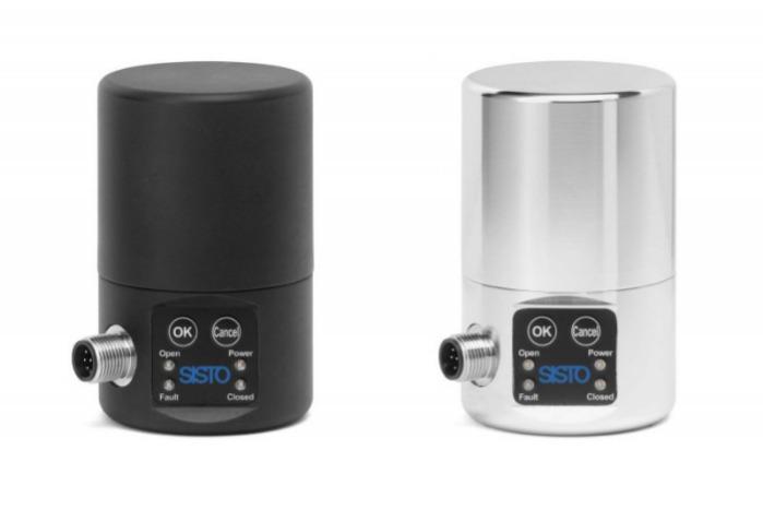 SISTO-SK-i recopieur de position intelligent - Recopieur de position intelligent pour vanne avec actionneur pneumatique