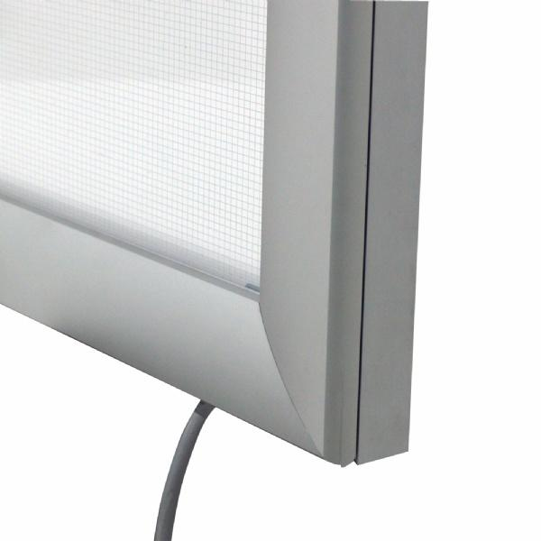 Light Frames - Smart Ledbox une face - Large profile