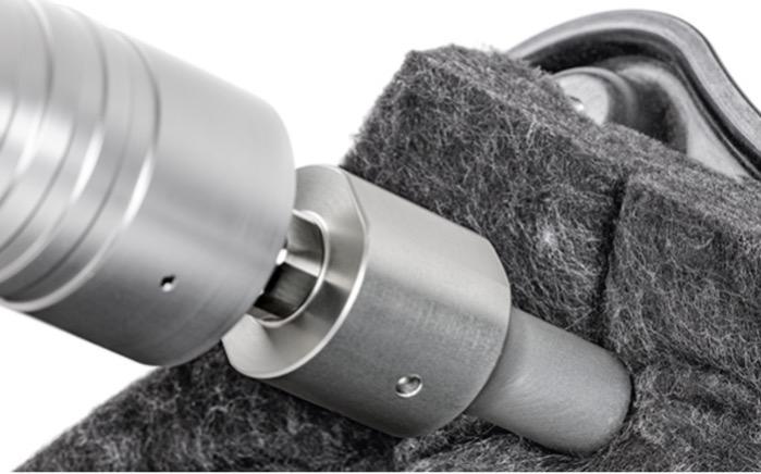 HandyStar Energy -  ultrasonic handheld welder