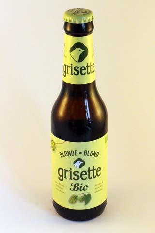 Saint-Feuillien Grisette Blond 25cl  -