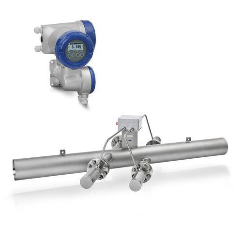 OPTISONIC 8300 - Gas and steam flowmeter / ultrasonic