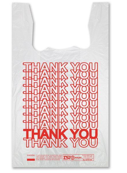 T-shirt food bags