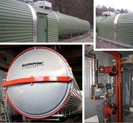 Vacuum dryer - KET 900 - 3000