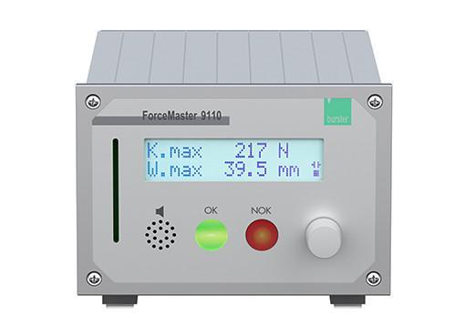 FORCEMASTER 9110 - Apparecchio di monitoraggio di processo - FORCEMASTER 9110