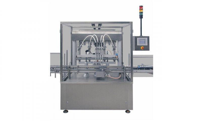Filling Machine OPTIMA Linofill - Filling Machine OPTIMA Linofill: Liquid products