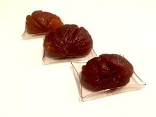 Candied Chestnuts -