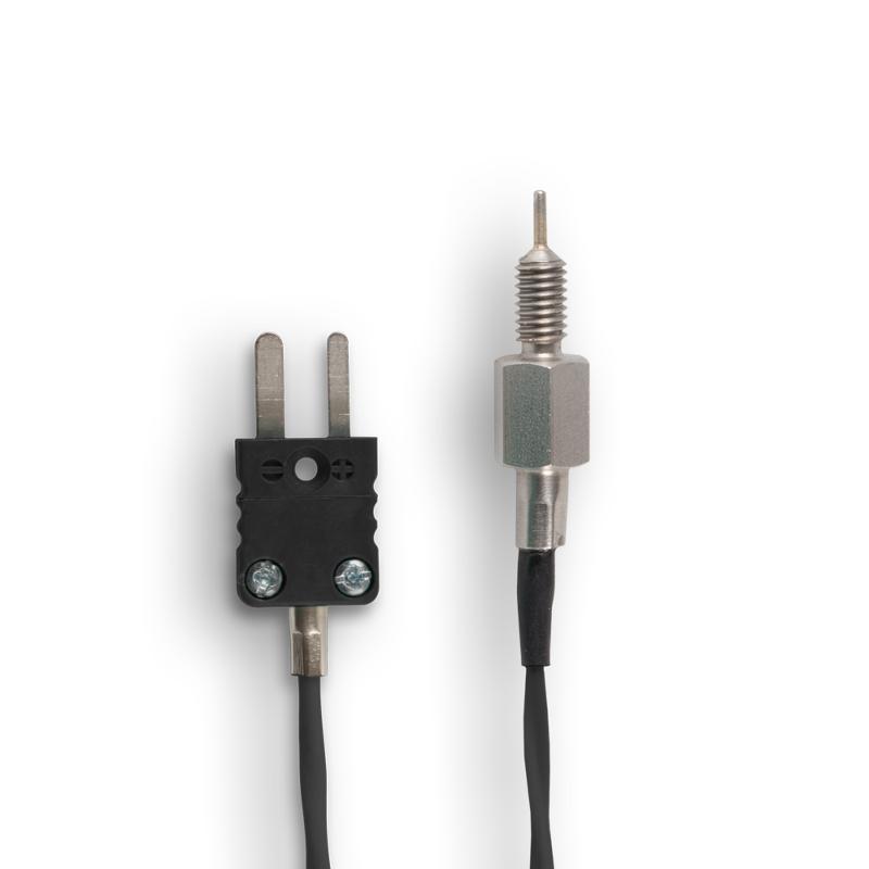 Screw-type TC | Teflon | Type J - Screw-in thermocouple