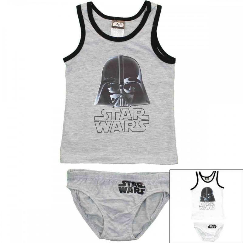 12x Ensembles 2 pieces Star Wars du 4 au 12 ans - Sous-vêtement