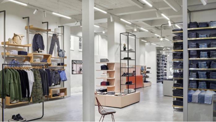 Retail Lighting Spots - Store lighting