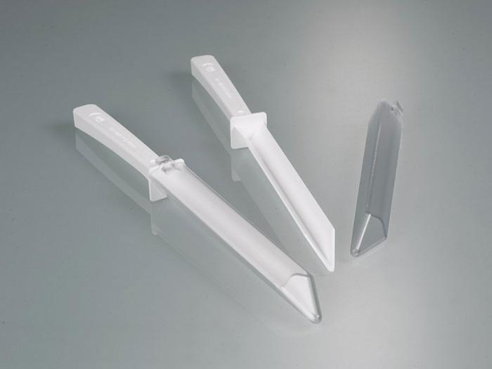 Espátula de recogida de muestras SteriPlast® - Dispositivo de muestreo desechable, PS, opcionalmente esterilizado