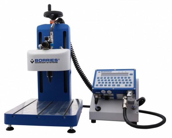 313 Workshop unit - Compact and solid workshop unit for flexible work piece marking.