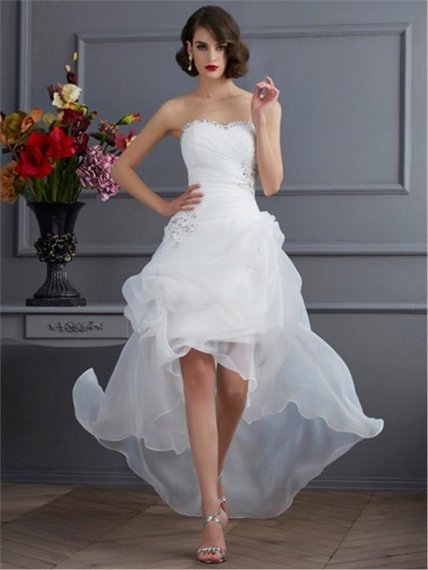 Maimi - Simple Weddingdress
