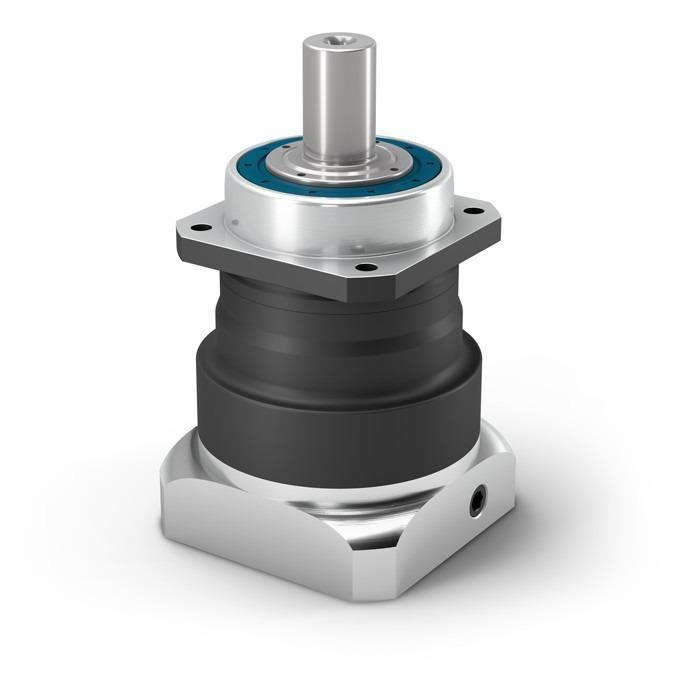 Riduttore epicicloidale PSN - Riduttore di precisione con albero di uscita - Dentatura obliqua, IP65 - NEUGART