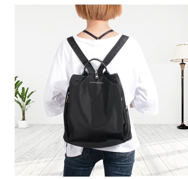 DR319 Hot Sale Fashion Lady Backpack Bag - Bags