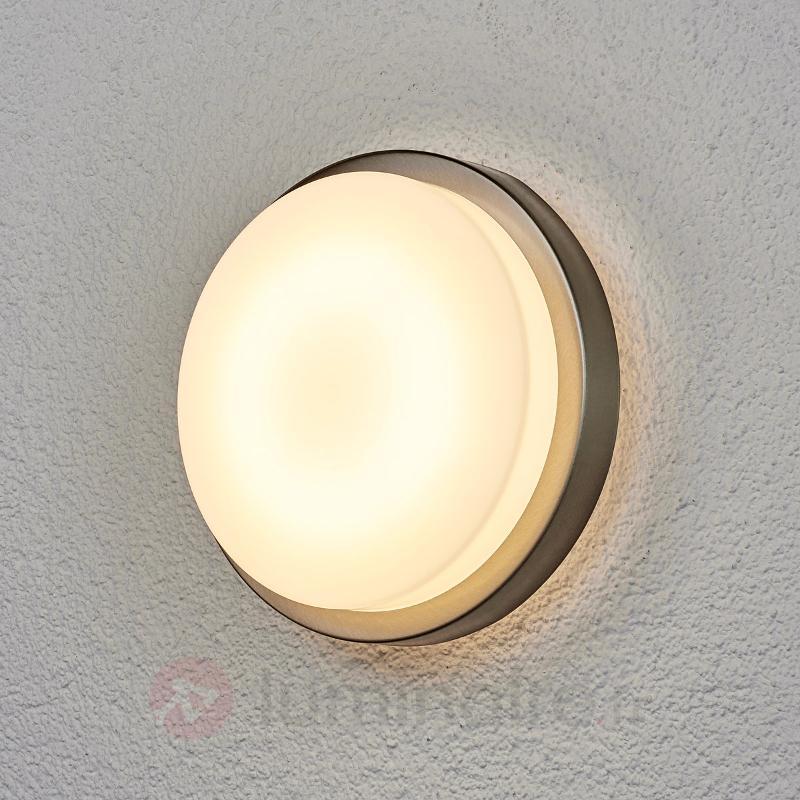 Applique d'extérieur ronde LED Matias - Appliques d'extérieur LED