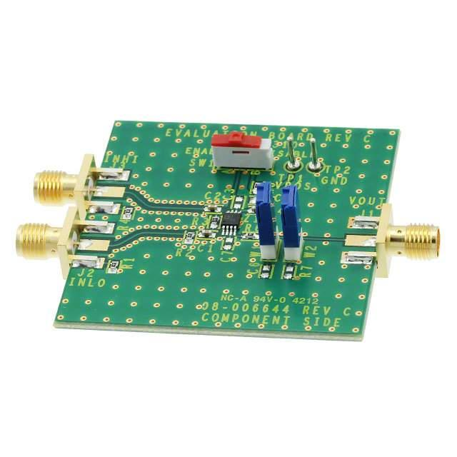 BOARD EVAL FOR AD8310 - Analog Devices Inc. AD8310-EVALZ
