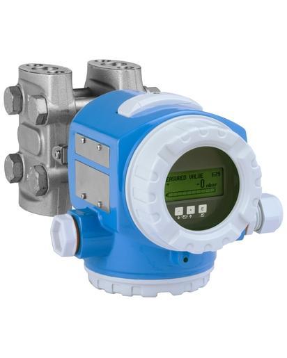 Capteur - transmetteur de pression différentielle... - Mesure de pression Transmetteur de pression différentielle PMD75