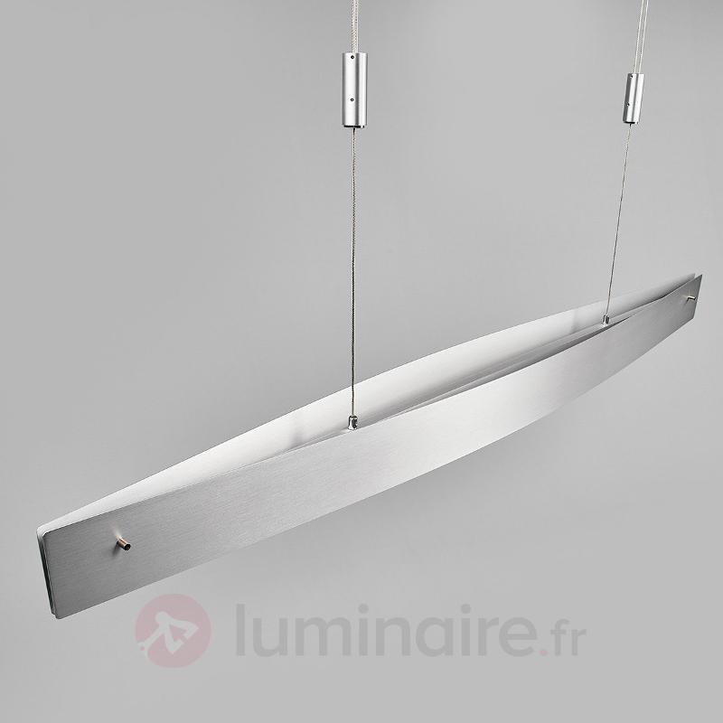 Suspension LED Malu alu - fabriquée en Allemagne - Suspensions LED