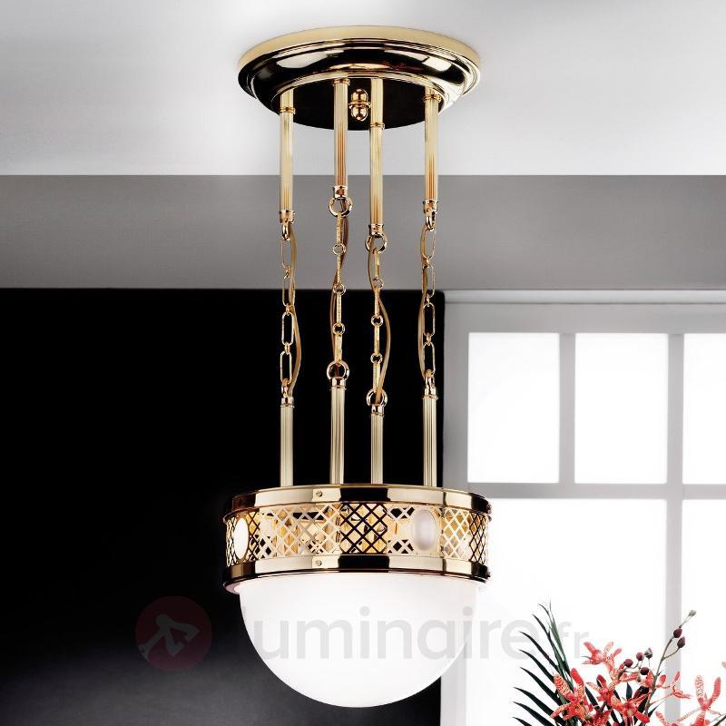 Magnifique suspension Alt Wien laiton - Suspensions classiques, antiques