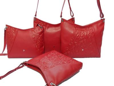Leather shoulder bags - item 847, 846
