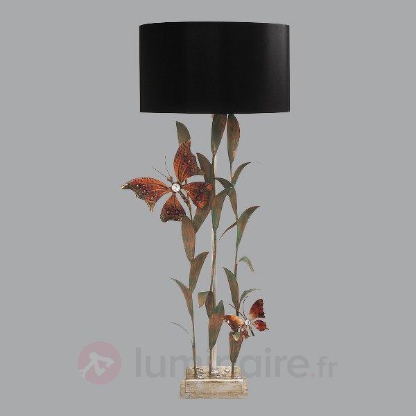 Lampe à poser BUTTERFLIES - Lampes à poser en tissu