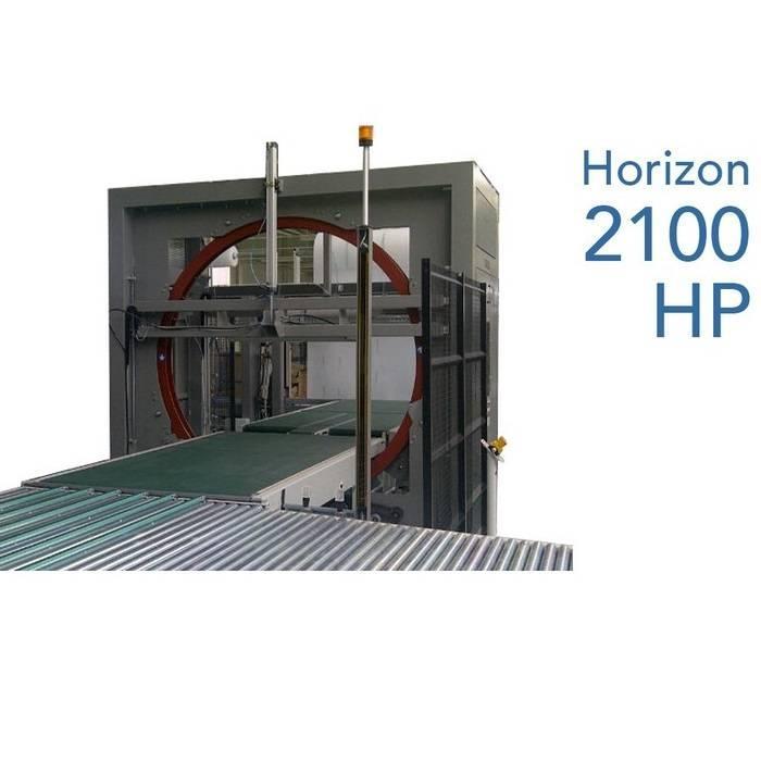 Banderoleuse HORIZON 2100HP - Machine de banderolage Anneau tournant