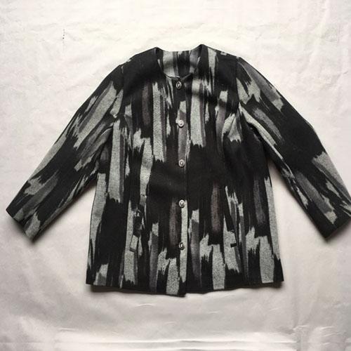 Abrigo para mujer - Chaqueta negra de las mujeres