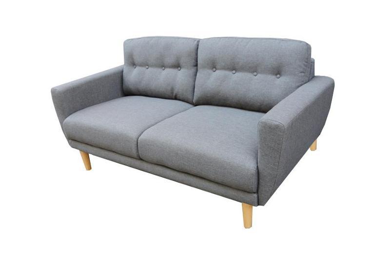 Canapé scandinave gris 459 € - ISABELLE