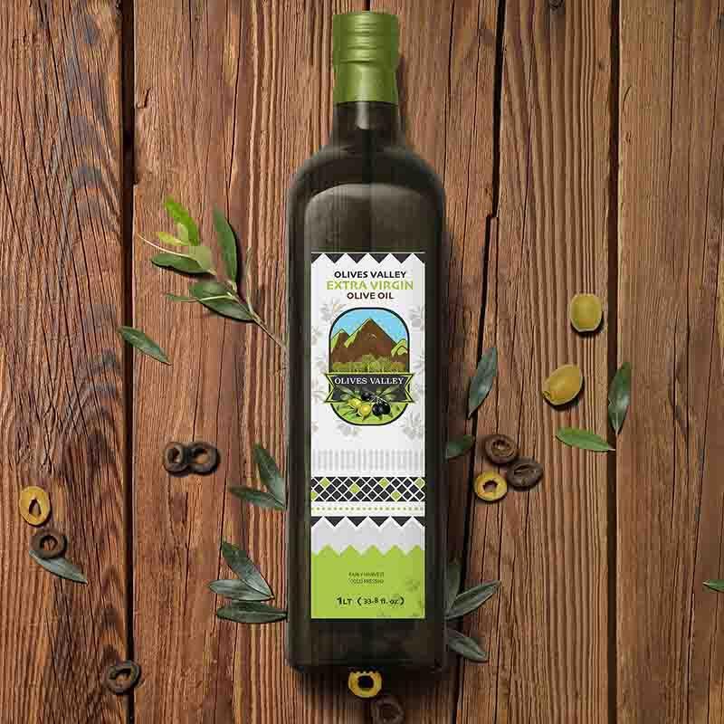 Extra Virgin Olive Oil - Glass Bottle,  Plastic Bottle