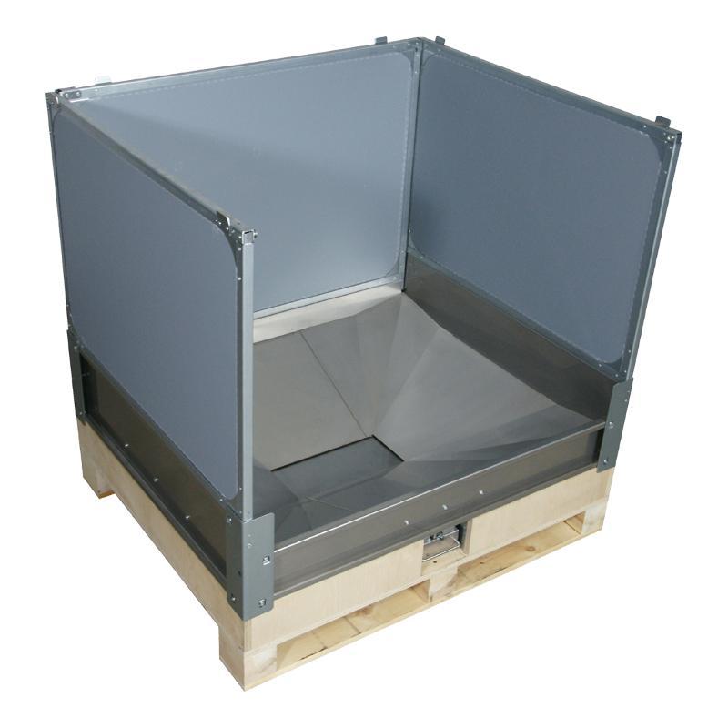 Faltbaren Schüttgut Behälter - MPC.b105.X
