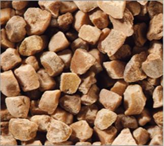 Granallas vegetales y abrasivos - Abrasivo de cáscaras de nuez